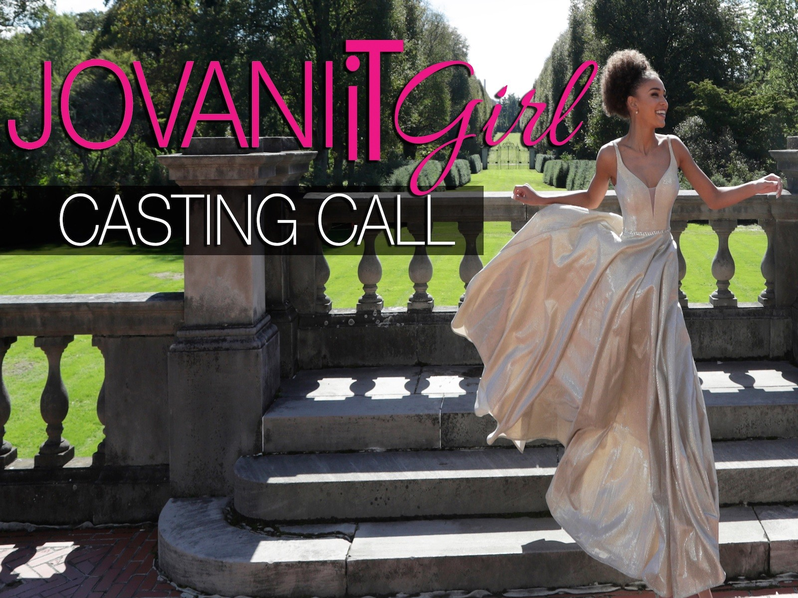 d6d037c922 Jovani is selecting 25 contestants for their Spring edition of the JOVANI  It Girl contest.